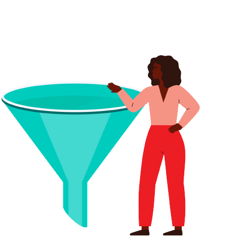 Funnel Decisions