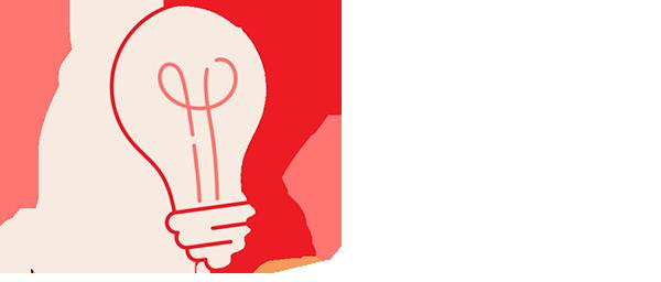 idea - lightbulb graphic